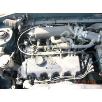 HYUNDAI ACCENT 96r 1.5 12V Двигатель
