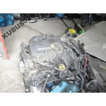 RENAULT TRAFIC 1.9 DCI Двигатель F9K