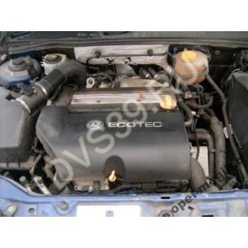 Opel Vectra C Signum 2.0T Z20NET Двигатель