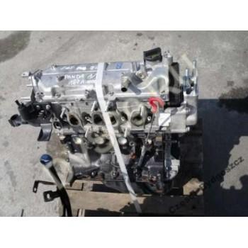 Двигатель FIAT PANDA 1.1 187A1000