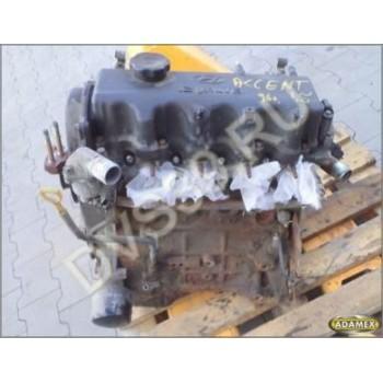 HYUNDAI ACCENT 1.5 12V 96r HB - Двигатель G4EK
