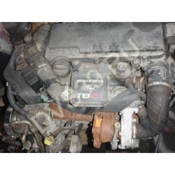 Двигатель FORD FIESTA 1,4 TDCI 1.4 FUSION,