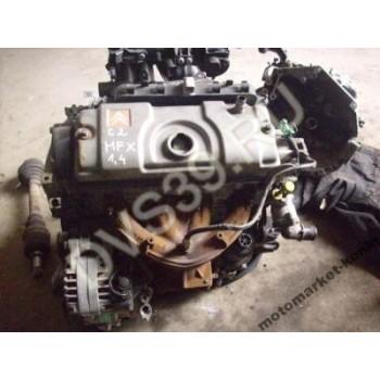 CITROEN C2 C3 1.1 8V Двигатель  HFXN