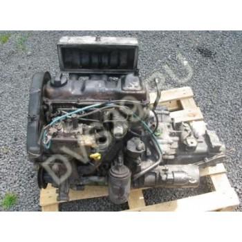 VW GOLF 1 CADDY Двигатель 1.6 DIESEL