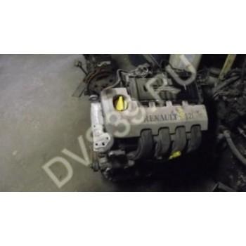 Двигатель RENAULT CLIO THALIA 11TYS  1.2 16V