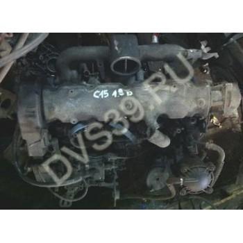 CITROEN C15 1,8 1.8 D 1.8D 1998 Двигатель