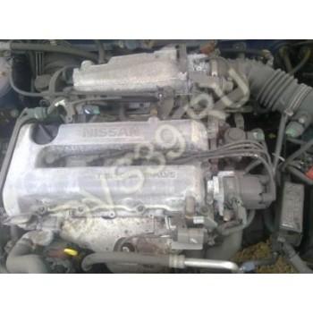 Nissan Primera P11  96-00r Двигатель