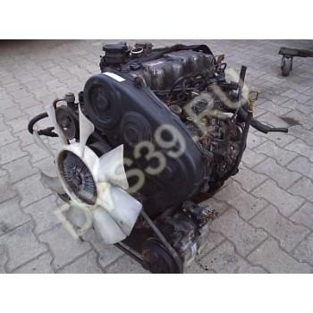Hyundai H200 H1 00r. 2,5TD Двигатель