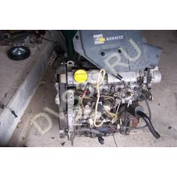 CLIO KANGOO MEGANE SCENIC 98-02 Двигатель 1.9 DIESEL