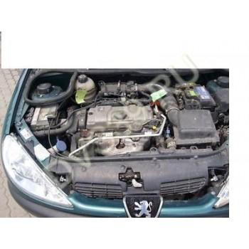 PEUGEOT 206 1.4 75 PS KFW Двигатель 2003r xsara