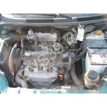 Двигатель  daewoo kalos 1,4l 8v 89 тыс.км europa
