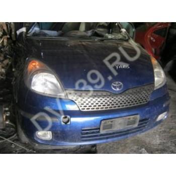 Toyota yaris verso d4d 1,4 Двигатель Diesel