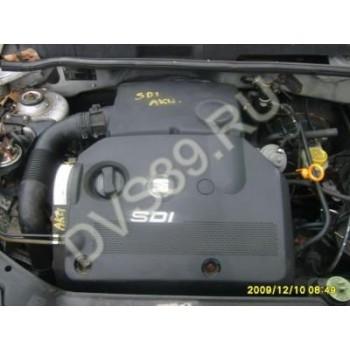 SEAT AROSA 1.9 SDI Двигатель  AKU