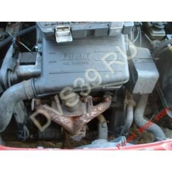 FIAT PUNTO 1 Двигатель 1.1
