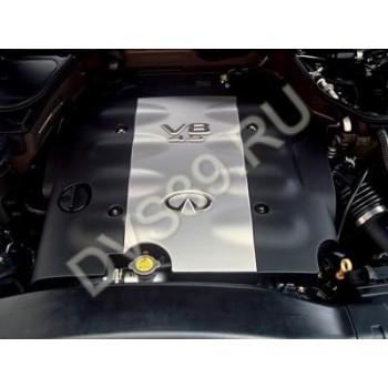 INFINITI FX45 FX 45 Двигатель