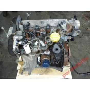 Двигатель OPEL VIVARO 1.9 DTI TRAFIC dci 2003r F9Q760