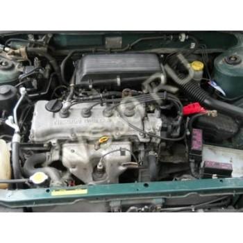 NISSAN ALMERA N15  Двигатель 1,4 16V