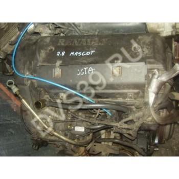 Двигатель Renault Mascott 2.8DCi 2002r