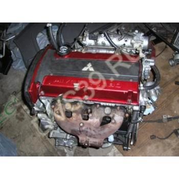MITSUBISHI LANCER EVO IX - Двигатель