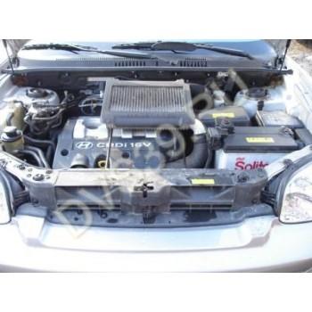 Hyundai Santa Fe Двигатель 2.0 CRDi 125 KM