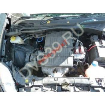 FIAT GRANDE PUNTO Двигатель 1.2 8V