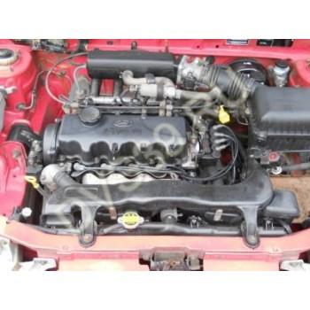 HYUNDAI ACCENT AKCENT 97 Двигатель 1,3 Бензин