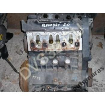 Двигатель seat alhambra 2.0 Бензин