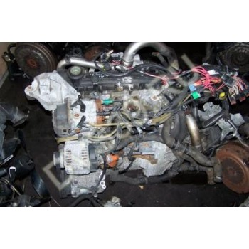 CLIO MEGANE SCENIC 1.5 DCI 102KM K9K 712 Двигатель