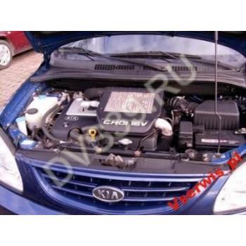KIA Carens Двигатель 2.0 CRDI HYUNDAI SANTA FE TRAJET