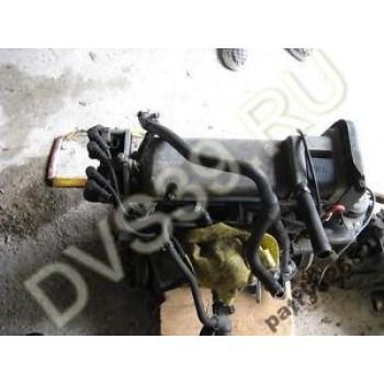 FIAT PUNTO 1 1,2 8V 63000km  Двигатель