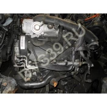 Двигатель BXE 1.9 TDI 105 PS 2005 R SKODA OCTAVIA