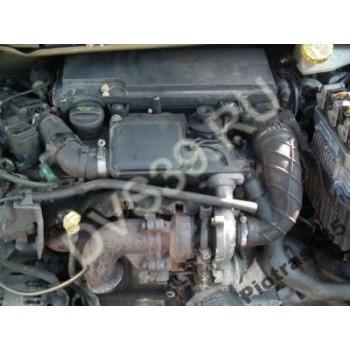 CITROEN C2 1.4 HDI 05 Двигатель TURBO