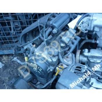 MATIZ 2004R Двигатель 0.8