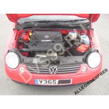 Двигатель Бензин VW LUPO 1.0 8V mpi 50KM ALD