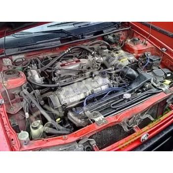 MAZDA 323 BG 91-94 1.6 16V Двигатель