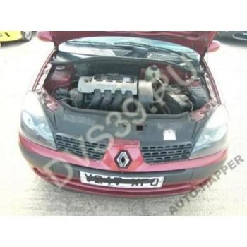RENAULT CLIO II 1.2 16V 2002r Двигатель KANGOO TWINGO