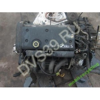 Ford Fiesta 1.25  Двигатель -