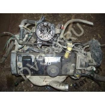 Citroen AX 1,1E 3D   90-Двигатель