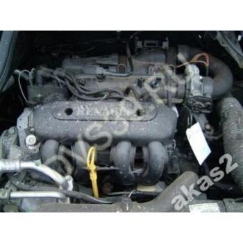 RENAULT TWINGO 1.2 8V wtr. Двигатель