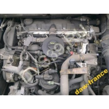 206 307 XSARA 406 407 PARTNER Двигатель HDI 90 KM