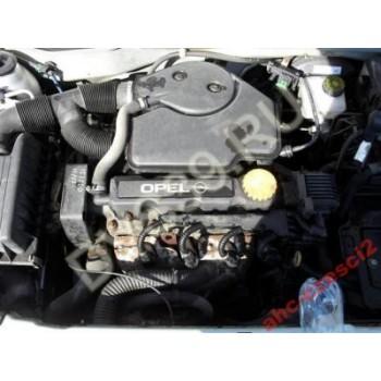 AHC2 OPEL ASTRA II 1.6B X16SZ Двигатель