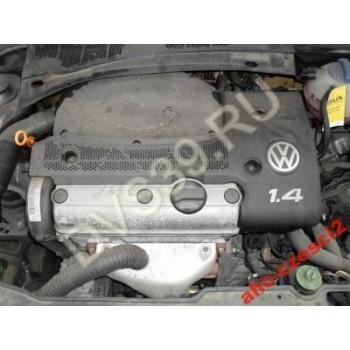AHC2 VW POLO Двигатель 1,4 8V O KODZIE AKV