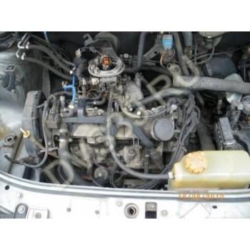 FIAT SIENA 1.4 8V 98R Двигатель