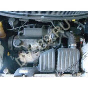 DAEWOO MATIZ 99r. Двигатель  48.000