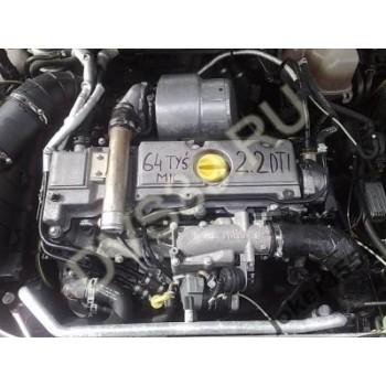Двигатель 2.2 DTI OPEL VECTRA C