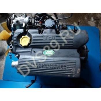 LAND ROVER DISCOVERY I 94r Двигатель 2.5 TDI (TD200)