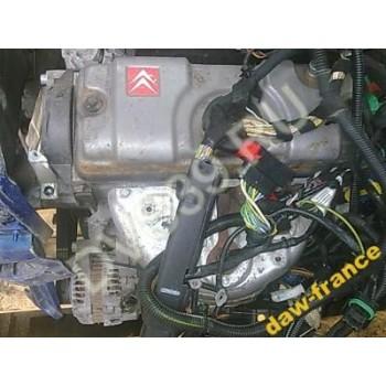 Двигатель 1.1 CITROEN C2 C3 2005