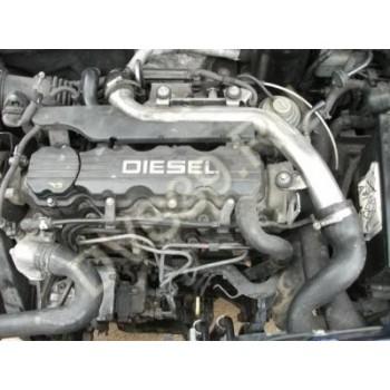 ASTRA II G Двигатель 1.7 TD DTL  X17DTL