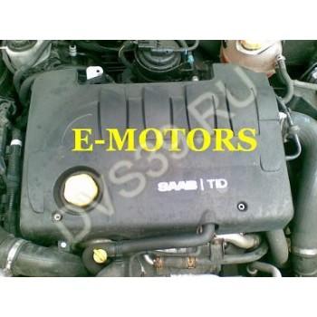 Двигатель SAAB 9-3 1.9TiD