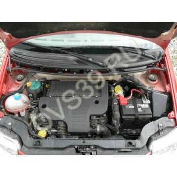 FIAT PANDA PUNTO GRANDE Двигатель 1.3 MULTIJET